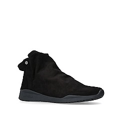 Carvela - Black 'Limerick' high top trainers