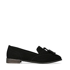 KG Kurt Geiger - Black 'Murrie2' tassel loafers
