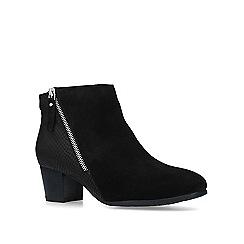 Carvela Comfort - Black 'Rachel' ankle boots
