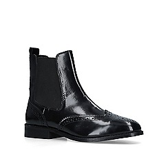 Carvela Comfort - Black 'Rhea' leather chelsea boots