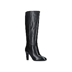 Carvela - Black 'Where' leather knee high boots