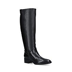 Carvela - Black 'Wilmslow' leather knee boots