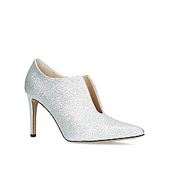 Vince Camuto - Metallic 'Metseya' stiletto heeled ankle boots