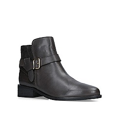 Carvela - Grey 'Twist' low heel ankle boots