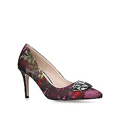 Carvela - Multi-coloured 'lively' pointed toe court shoes