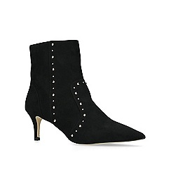 Carvela - Black 'Sugar' mid heel ankle boots