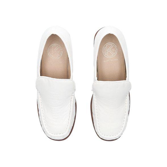KG Kurt loafers block Geiger White 'Meryl' heeled xq0BZAqpw
