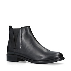 Nine West - Black 'Crossley' flat chelsea boots