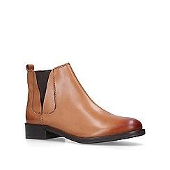 Nine West - Tan 'Crossley' chelsea boots