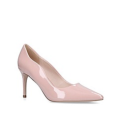 Miss KG - Nude 'Corinthia' court shoes