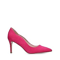 Miss KG - Pink 'Corinthia' High Heel Court Shoes