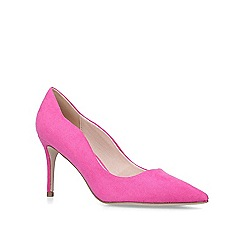 Miss KG - Pink 'Corinthia' court shoes