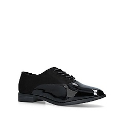Miss KG - Black 'Joyce' lace up shoes