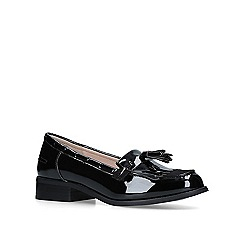Miss KG - Black 'Jordy' tassel loafers