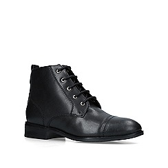 Carvela - Black 'Tober' lace up ankle boots