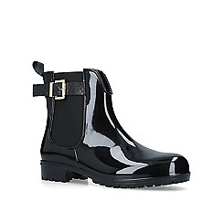 Carvela - Black 'Wonder' patent ankle boots