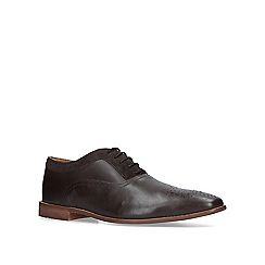 KG Kurt Geiger - Brown 'Noah' lace up shoes