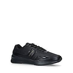 KG Kurt Geiger - Black 'Shenfield' low top trainers