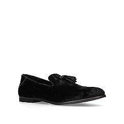 KG Kurt Geiger - Black 'Kane' slip on loafers