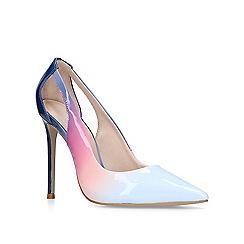 Carvela - Pink 'Alexis' stiletto heeled court shoes
