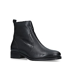 Carvela - Black 'Sail' leather ankle boots
