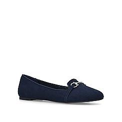 Carvela - Navy 'Melling' loafers