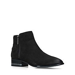 ALDO - Dark 'Adryssa' grey ankle boots