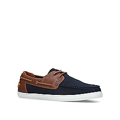 ALDO - Navy 'Lovidda' boat shoes