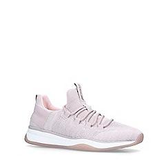 ALDO - Pink 'Mx 3b' low top trainers