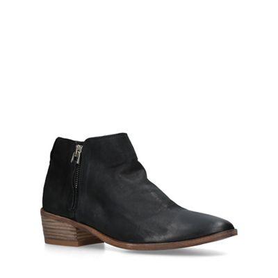 Aldo   Black 'veradia' Ankle Boots by Aldo