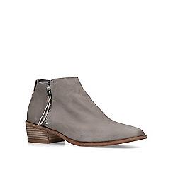 ALDO - Grey 'Veradia' suede ankle boots