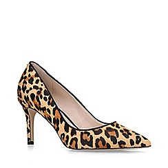 ALDO - Leopard 'Coroniti' print court shoes