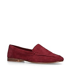 ALDO - Wine 'Joeya' slip on loafers