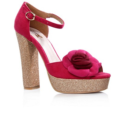 Red Penelope High heel shoes