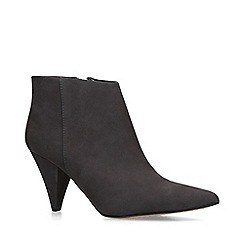 Vince Camuto - Grey 'Adriela' high heel ankle boots