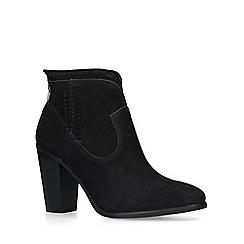Vince Camuto - Black 'Fretzia' ankle boots