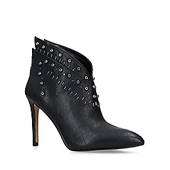 Vince Camuto - Black 'Kavippa' high heel ankle boots