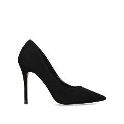 Carvela - Black 'Krisp' stiletto heel court shoes