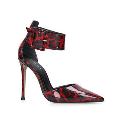Carvela Carvela Carvela - Red 'Atara' high heel court shoes bac874