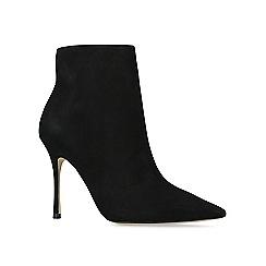 Carvela - Black 'Grow' high heel ankle boots