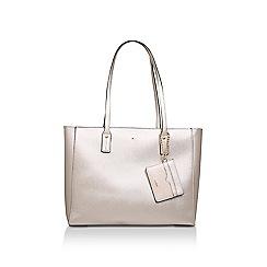 Aldo Gold Pomona Tote Bag