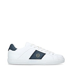 KG Kurt Geiger - White 'Sudbury' low top trainers