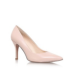 Nine West - Pink 'Flax' high heel court shoe