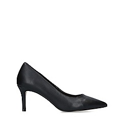 Carvela - Black 'Kareful' court shoes