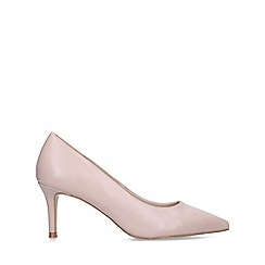 Carvela - Nude 'Kareful' court shoes