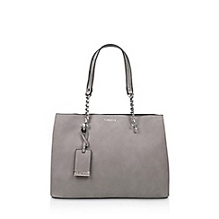 Carvela - Grey 'Camilla Slouch Tote' tote bag