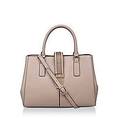 Carvela - Nude 'Chrissy Chain Front Tote' tote bag