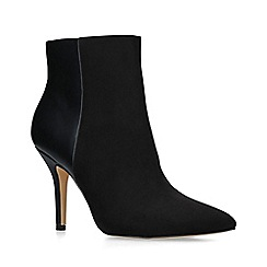 Nine West - Black 'Flagship ankle boot' stiletto heel ankle boots