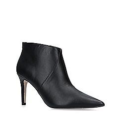 Miss KG - Black 'Jiles' mid heel ankle boots
