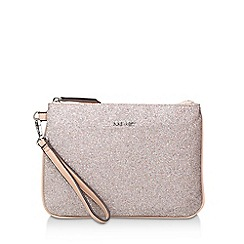 Nine West - Nude 'Kylian' Clutch Bag